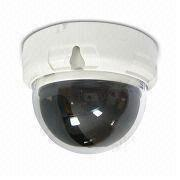 "1/3"" High-resolution Color 3-Axis OSD Dome Camera from Taiwan"
