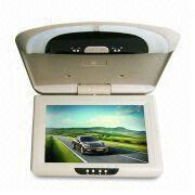 7-inch TFT LCD Roof-mount Monitor from China (mainland)