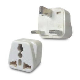 AC Power Travel Converter, Convertible for US/AU/EU to UK Power Plug, with 110 to 240V Voltage from UPO Technical Products Ltd