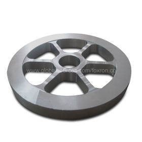 Aluminum Flanges from China (mainland)