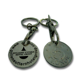 Coin Keychains from China (mainland)