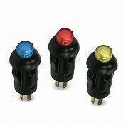 Pushbutton Switches from Taiwan