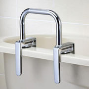 One Level Chrome Bathtub Grab Rail from Taiwan