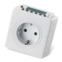 China Programmable Digital Weekly Timer with 7 Buttons for Easy Operation