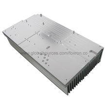 China High Precision Extruded Heat Sink