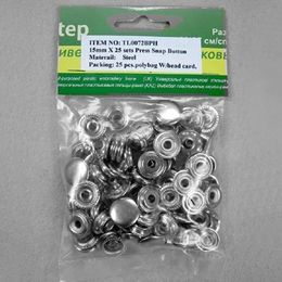 Press Snap Button Refill from Taiwan