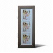 Plastic Multi-open Photo Frame from China (mainland)