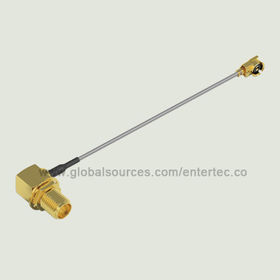 Semi-rigid RF Coaxial Cable Assembly from Taiwan