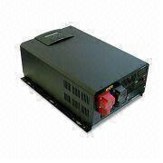 Taiwan 2.4kVA/1,600W Solar Power/PV Inverters with Charger and Transfer Switch Source in One
