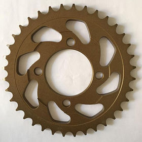 Motorcycle Sprocket TR-SP-YB100 from China (mainland)