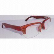 Crafted Half-Rim Optical Frame from China (mainland)