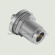 1.0 2.3 RF Connector with 1.0 2.3 /N F S/T Jack to SMA F S/T R/P Jack Adapter from EnterTec Technology Inc.
