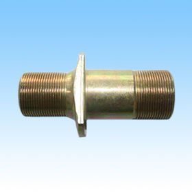Bolts, Made of High-carbon Steel, with Plating Color Zinc, Processed by Threading and Hot Forging from HLC Metal Parts Ltd