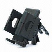 China Universal Air Vent Mount Holder with Adjustable Angle, Compatible with Most GPS Mobile Phones