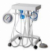 Wholesale Deluxe Portable Dental Unit Equipment Dental Delivery Cart Model J, Deluxe Portable Dental Unit Equipment Dental Delivery Cart Model J Wholesalers