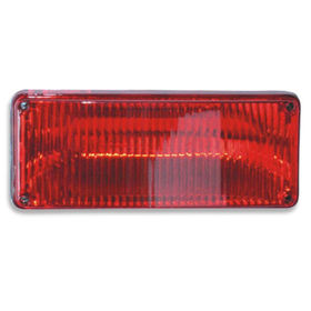 LED Deck/Dash Warning Light, OEM and ODM Orders are Welcome, Available in Red