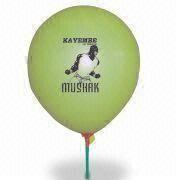 Balloon, Various Colors and Logo Print are Available, Customized Colors or Logos are Welcome