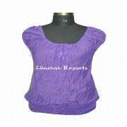 Wholesale 2839 Cotton Summer Blouse Silk Blouses, 2839 Cotton Summer Blouse Silk Blouses Wholesalers