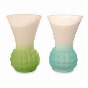 Frosted Glass Vases from China (mainland)