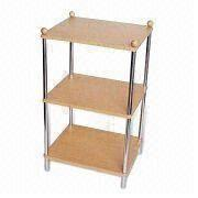 3-tiered Wooden Rack from Taiwan