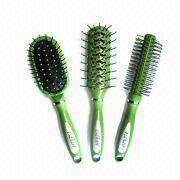 Hair brushes from China (mainland)