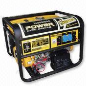 15/25L Power Gasoline Generator Manufacturer