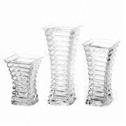 Glass Vases from China (mainland)