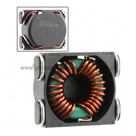 Toroidal Choke Coil and Filters in Various Sizes, ideal for High Frequency EMI Suppresion