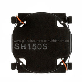 SMD Common Mode Choke Coil and Filter with 100uH to 2.2mH Inductance Range