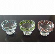 Ice Cream Glass Cups from China (mainland)
