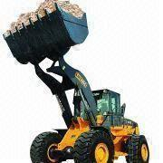 Wheel loader from China (mainland)