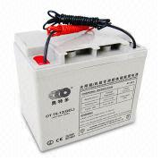 Solar Battery from China (mainland)