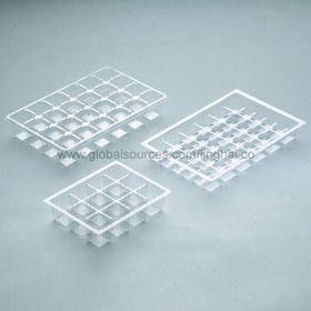 China Food Trays, Ideal Packing Solution for Rice, Cakes and Chocolates, Customized Design Accepted