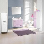 Bathroom cabinet, made of MDF, measures 80x46cm, fashionable design