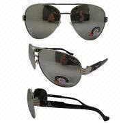 China Men's Style Sunglasses, Suitable for Sales, Promotional and Chain Stores, UV 400 Protection