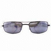 China Gafas de sol populares para los hombres en diversas lentes y colores del marco