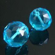 DIY Crystal Glass Jewelry Beads in Round Shape