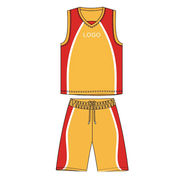 Basketball Jerseys from China (mainland)