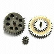 Powder Metallurgy Gears from China (mainland)