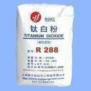 Titanium Dioxide Rutile Grade R288/ TiO2 Rutile Grade/ TiO2 MSDS