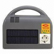 Solar Power Outdoor UPS from Taiwan