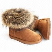 Winter Boots from China (mainland)