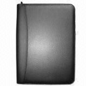 Synthetic Leather Briefcase with Calculator from Beijing Leter Stationery Manufacturing Co.Ltd