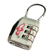 Luggage Cable Lock from Taiwan