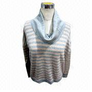 Ladies' Knitted Sweater T-shirt from China (mainland)
