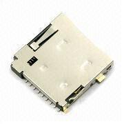 SD Card Socket Manufacturer
