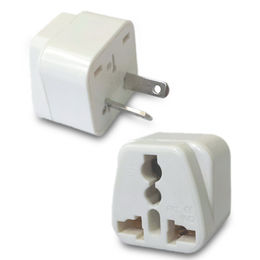 AC Travel Adapter, 2 Pin Plug with US to Australia Power Output for 110 to 240V Power from UPO Technical Products Ltd