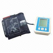 Upper Arm Style Automatic Digital Sphygmomanometer from China (mainland)