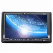 2DIN Digital Screen DVD Player from Hong Kong SAR