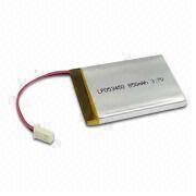 China Li-polymer Battery Pack